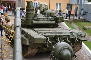 T 72B1MS White Eagle MBT Main Battle Tank Russia Russian defense industry rear view 001