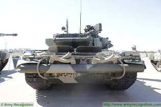 T-90A T-90M main battle tank technical data sheet specifications information description pictures photos images video intelligence identification Russia Russian Military army defence industry military technology equipment