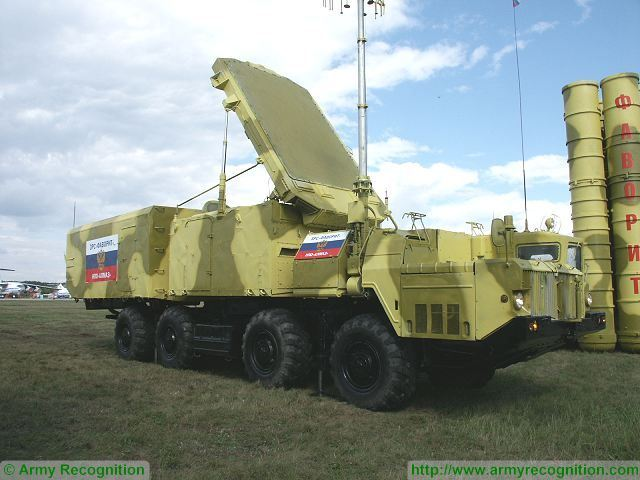 Analysis Russian S-300PMU2 missile systems will increase ...