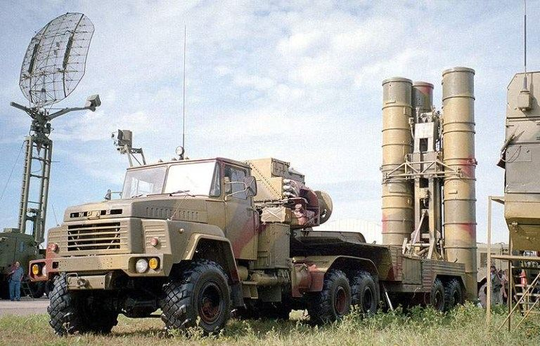 5p85te S 300 Pmu Sa 10c Surface To Air Missile Technical