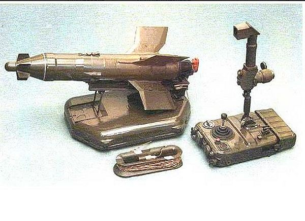 Portable Exhibition Equipment : At sagger k malyutka anti tank missile technical data