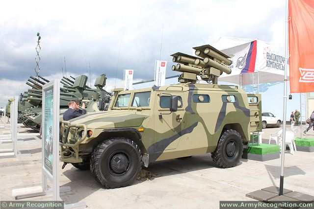 The Director General of the Russian state arms export agency Rosoboronexport Anatoly Isaykin has announced Tuesday, August 12, 2014, the supply of Kornet-EM anti-tank missile to Bahrain. According to the Rosoboronexport executive, Bahrain has become the first buyer of Kornet-EM systems.