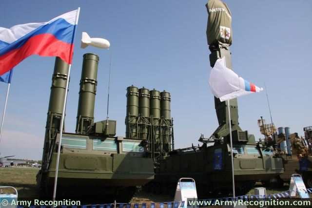 S-300VM Antey-2500 SA-23 Gladiator Giant technical data sheet specifications information description pictures photos images video intelligence identification Russia Russian army air defence missile system industry military technology