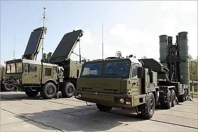 A third regiment of ground-to-air missiles S-400 Triumph will be operational in 2011, announced Friday to Mojaïsk, in the area of Moscow, the commander of the Troops of the Russian unified defence strategic command of aerospace, General Valeri Ivanov.