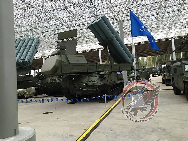 Buk-M3 SA-17 medium-range air defense missile system Russia Russian defense industry 004