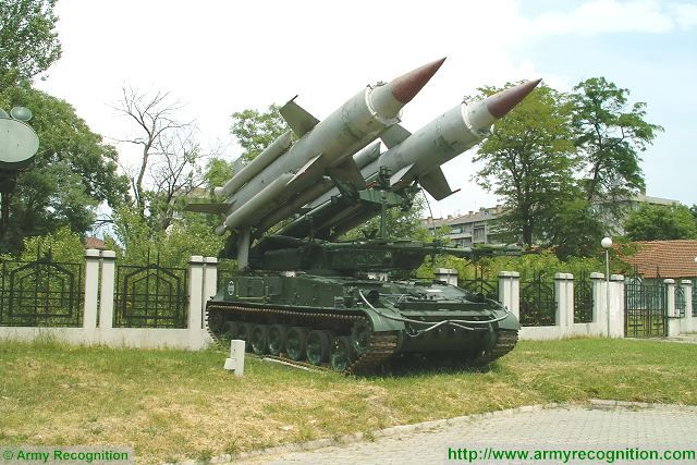 Sa-4 Ganef 2K11 Krug surface-to-air defense missile system Russia Russian army defense industry 640 001