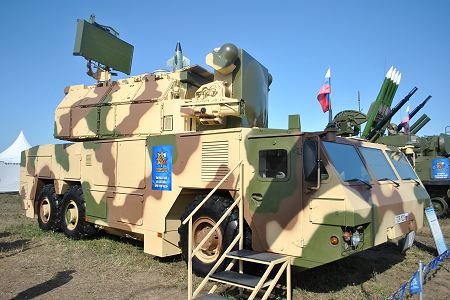 TOR M2K short range surface to air defense missile system defense Russia Russia army right side view 001
