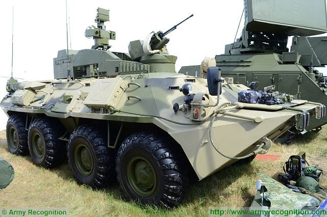 Taifun-M Typhoon-M BPDM anti-commando reconnaissance vehicle strategic missile force Russia Russian army 640 001