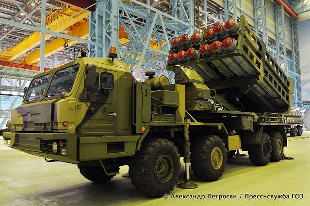 Vityaz 50R6 ground-to-air defense missile system  technical data sheet specifications information description pictures photos images video intelligence identification Russia Russian army defence industry military technology equipment