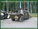 BRDM-2 Description pictures gallery about the wheeled armoured armored vehicle BRDM-2 