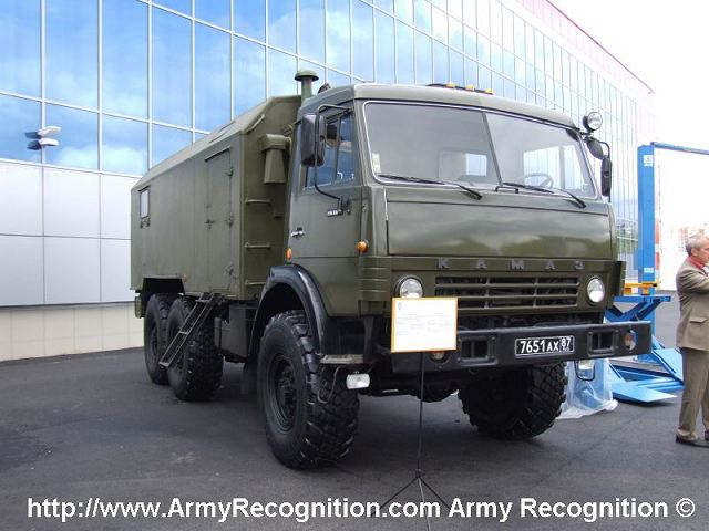 In addition, there is also a plan of modernization for 20 trucks KAMAZ-4310 that will be converted in military vehicle KAMAZ-43114. The upgrade consists of the use of a new high power engine, new transmission that will allow the truck to improve reliability and operational capabilities in the most demanding military operation.