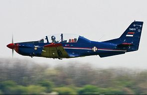 Military advanced training light attack aircraft Lasta-95 technical data sheet specifications description information intelligence pictures photos images identification Yugoimport Serbia Serbian defence industry army military