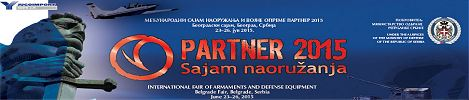 Partner 2015 Online Show Daily News coverage report Web TV Television International fair of armament and military equipment defense exhibition Belgrade Serbia Serbian army