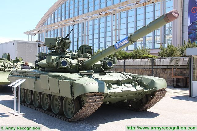 The M-84AB1, the latest upgrade of M-84 MBT (Main Battle Tank) series in service with the Serbian armed forces offer the same level of protection and fire power as the Russian-made main battle tank T-90. The M-84AB1 is fitted with active optoelectronic protection system - SOFTKILL, based on integration of laser detection device, radar detection device and smoke grenade launcher with efficient smoke grenade in the visible spectrum, IR, thermal and milimeter radar spectra.