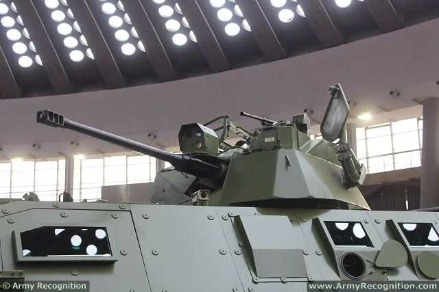 Lazar 2 MRAV MRAP Multi-Purpose 8x8 armoured vehicle technical data sheet specifications description information intelligence pictures photos images identification YugoImport Serbia Serbian defence industry army military technology