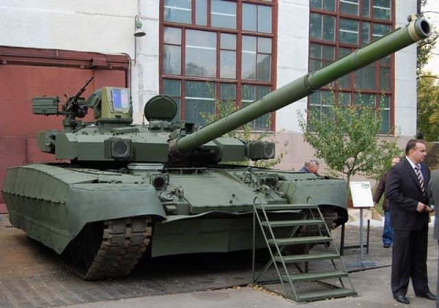 Ukrainian State Company for Export and Import of Military and Special Products and Services (Ukrspetseksport), which is a part of the Ukroboronprom state concern, intends to supply 49 T-84 Oplot tanks to Thailand.