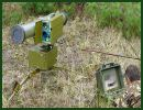 The Ukrainian armed forces has adopted a new indigenous anti-tank missile system call Stugna-P, also capable of destroying low-altitude, slow-moving aerial targets, information from Defense Ministry on April 20, 2011.