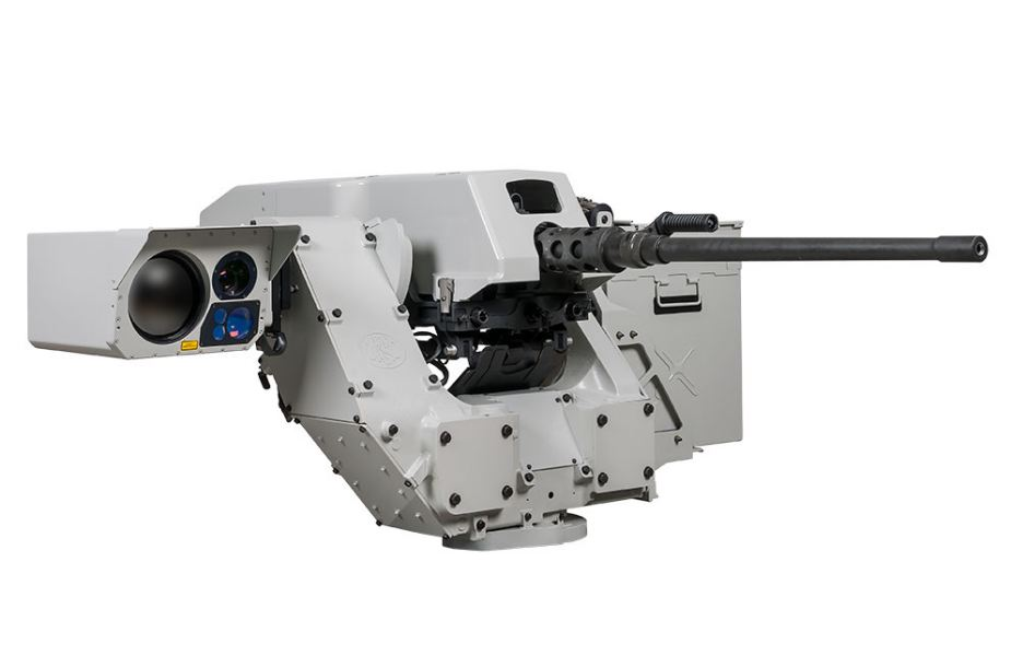 Sea deFNder Naval RWS Remote Weapon Station Remotely Operated FN Herstal Belgium defense industry details 002