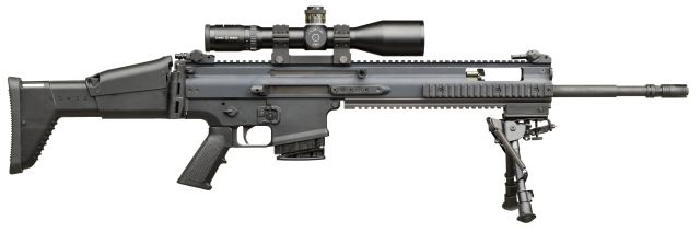 In conjunction with the 2011 MILIPOL Trade Exhibition being held from 18 through to 21 October in Paris, France, FN Herstal is pleased to introduce the new semi-automatic SCAR®-H PR precision rifle.