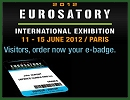 Eurosatory is the largest event for the Defence & Security Industry at the international level. Visit this event to create new business relations and see the latest technologies and innovations about weapons, armoured, military equipment and more. You can order now your E-badge to visit Eurosatory 2012.