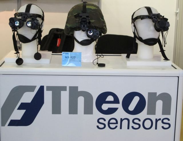 Theon Sensors, an innovative and user focused developer of night vision systems has unveiled during Eurosatory 2014, two new products, and more specifically a dedicated night vision binocular and a vehicle mount digital day and night camera. With its main production line facilities in Athens and offices in Abu Dhabi and Singapore, Theon Sensors* is today one of the Global Market Leaders in Night Vision Systems for military and security applications.