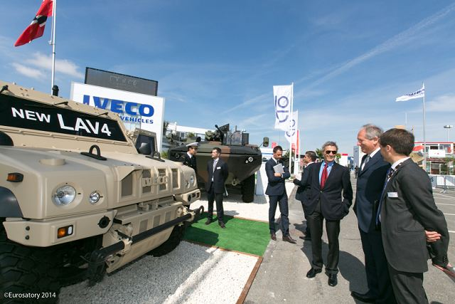 For its 25th edition, Eurosatory will take place from June 13th to 17th, 2016 at the Parc des Expositions in Paris-Nord-Villepinte, France. During five days of exhibition, the leading international trade fair offers a unique opportunity to meet all the international experts, to discover the technological innovations and to keep informed on Defence and Security evolutions.