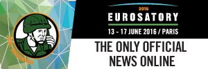 Eurosatory 2016 Army Recognition the Only Official News Online and video with Web TV