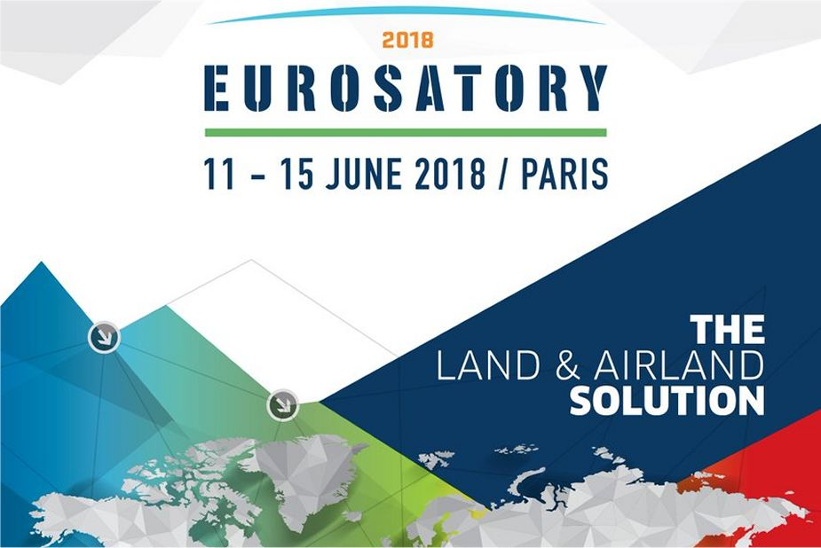 Eurosatory 2018 World Defense and Security Exhibition of the year in Paris France 925 001