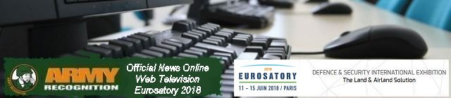 Eurosatory 2018 news coverage report show daily pictures video International Exhibition of Land Defence & Security army military equipment Paris France industry technology