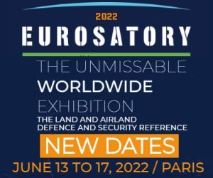 Eurosatory 2022 International Defence and Security Exhibition land Airland Reference Army Recognition Official News Online Web TV