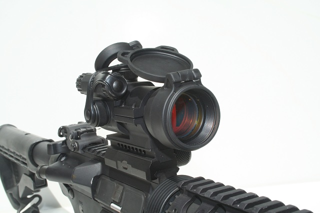"Aimpoint, the originator and worldwide leader in electronic red dot sighting technology, has announced the introduction of a new sight designed specifically for use on law enforcement firearms. This new product, called Aimpoint® Patrol Rifle Optic™ (PRO), expands upon the company's already proven designs and focuses these features into a sight that comes in a complete ""ready to go"" kit."