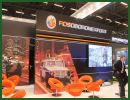At Milipol 2013, Rosoboronexport will showcase equipment for special operation forces (Tigr armored car, BTR-80A armored personnel carrier, Mangust boat) and technical means for building integrated land and sea border surveillance systems as well as security systems for sensitive sites.