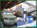 Streit Group, the world's largest privately-owned vehicle armouring company, exhibits its full range of wheeled armoured vehicles at Milipol 2013 Internal State of Security exhibition which was held in Paris (France) from the 19 to 22 November 2013.