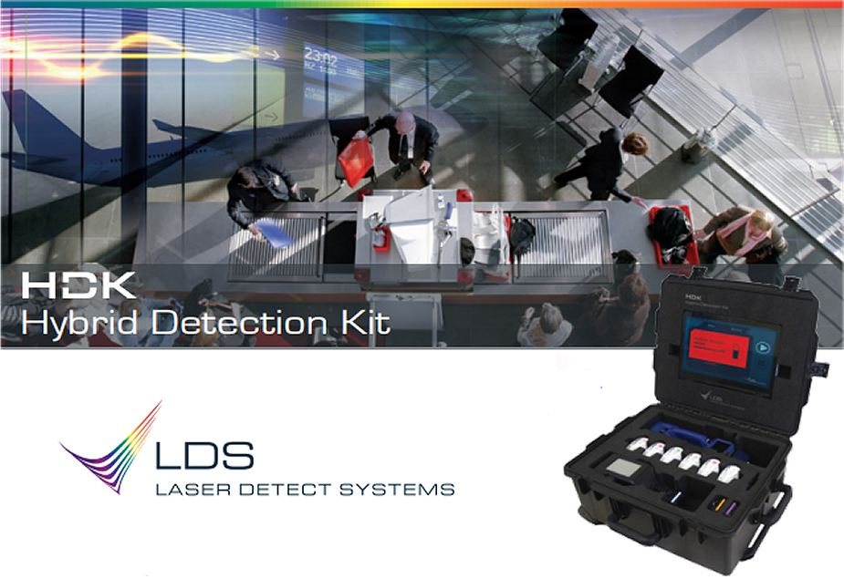 LDS from Israel introduces multiple detection technologies solution at Milipol Paris 2017 925 001