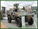 As major actor in the defence sector at the national and international level, the French Company Panhard exhibits at the Paris Air Show 2011 to present its range of armoured vehicles, and especially the latest development of its remote-controlled weapons turret WASP, now used in the French Army