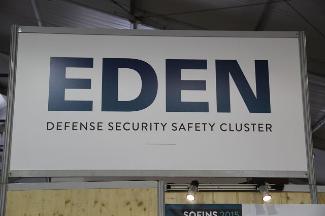 EDEN Defense Safety and Security Cluster latest innovations and technologies at SOFINS 2015 640 001