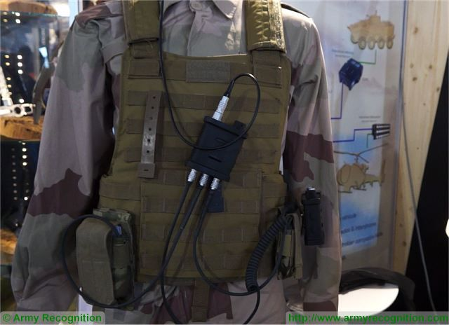 At its stand at SOFINS 2015 (Special Forces Innovation Network Seminar), French company ELNO presented a simple solution which facilitates embarking and disembarking operations, based on its expertise in dealing with communication and intercommunication systems and equipment.