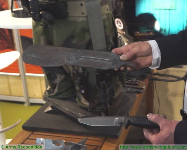 French Company Wildsteer showcased its wide range of tactical knives at SOFINS 2015 640 001