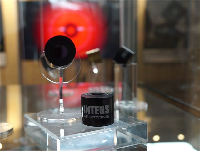 "At the International Special Operations Forces Innovation Network Seminar and Exhibition SOFINS 2015, the French Company Photonis has presented ""INTENS, the latest innovation of night vision technology . INTENS™ Night Vision Revolution is bringing 40% extra range of DRI (Detection/ Recognition/ Identification) than existing tubes available on the market . The INTENS technology is fully compliant to 4G, the new night vision standard."