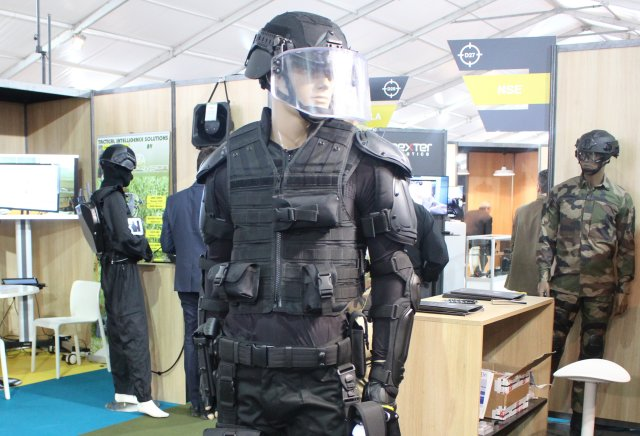 GK PROFESSIONAL showcased its range of law enforcement and defense equipement at SOFINS 2017, in the Military Camp of Souge in France. The French equipment supplier develops equipment for, and works in connection with, a large number of goverment agencies, departments and special units all over the world.