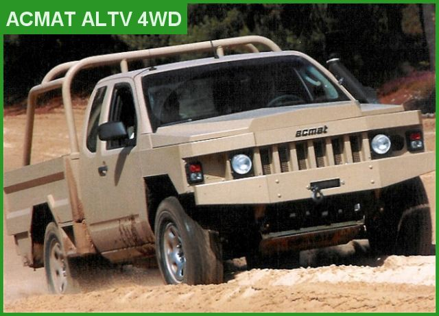altv 4wd acmat ltv light tactical wheeled vehicle 4x4 simple cab personnel carrier multi role. Black Bedroom Furniture Sets. Home Design Ideas