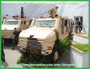 Aravis Nexter variants high protected armoured vehicle technical data sheet specifications information description intelligence identification pictures photos images France French Army Renault trucks defense combat