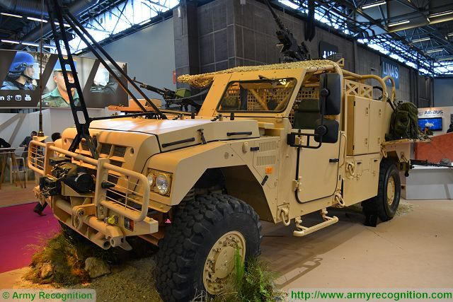 VLFS Vehicules Lourds Forces Speciale Special Forces Heavy Vehicle Renault Trucks Defense France French army 640 001