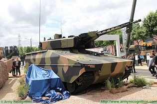 Lynx Rheinmetall KF31 IFV tracked Infantry Fighting Vehicle technical data sheet specifications pictures video information description intelligence identification Germany German army defense industry army military technology