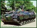 Marder 1 1A 1A1 armoured infantry fighting vehicle technical data sheet specifications information description intelligence pictures photos images identification Germany German army Bundeswehr  defense industry military technology