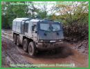 Wisent 8x8 wheeled armoured transport vehicle data sheet specifications information description intelligence pictures photos images identification Rheinmetall Timoney Germany German army defense industry