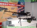 The KORD 12,7 mm heavy machine gun is a product from the Russian company V.A Degtyarev Plant. The KORD is designated for the defeat of non-armoured and lightly armoured technical facilities and living force of enemy at the distances of up to 2000 m as well for the defeat of low-flying air targets at slant distances of up to 1500 m. It can be used both as a hand machine gun and as machine gun mounts on combat technical facilities such as helicopters, boats , vehicles and so on.
