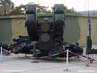 Skyguard I 1 Oerlikon air defense system cannon missile technical data sheet specifications information description intelligence pictures photos images identification Germany German army Rheinmetall defense industry army military technology