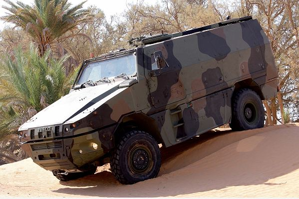 Iveco Defence Vehicles announces that on December 20th, 2010 the Italian Army placed order for a batch of 12 MPV in the Ambulance version (named VTMM Ambulance by the Italian Army) to be delivered between 2011 and 2012.