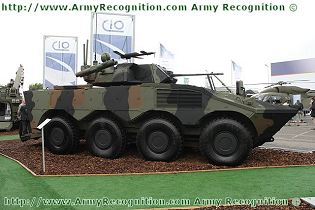 Centauro VBM Freccia Explorer technical data sheet specifications description information pictures photos images identification intelligence Italy Italian IVECO Defence Vehicles OTO Melara Defence Industry military technology